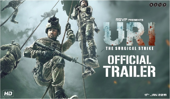 Uri: The Surgical Strike box office collection - ends first week on fantastic note