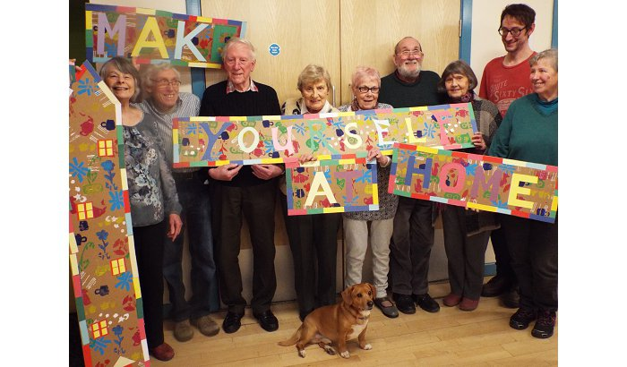 'Make Yourself at Home' project unites community groups
