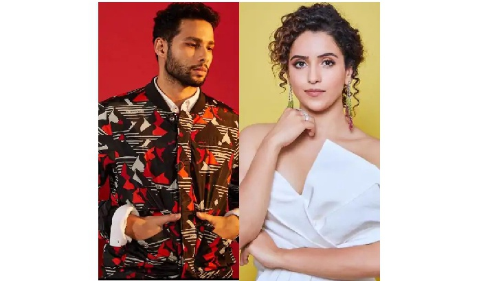 Siddhant Chaturvedi, Sanya Malhotra to dub for Chris Hemsworth and Tessa Thompson in the Hindi version of Men in Black: International