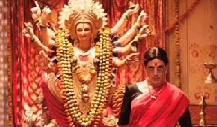 Akshay Kumar teases new film Laxmmi Bomb
