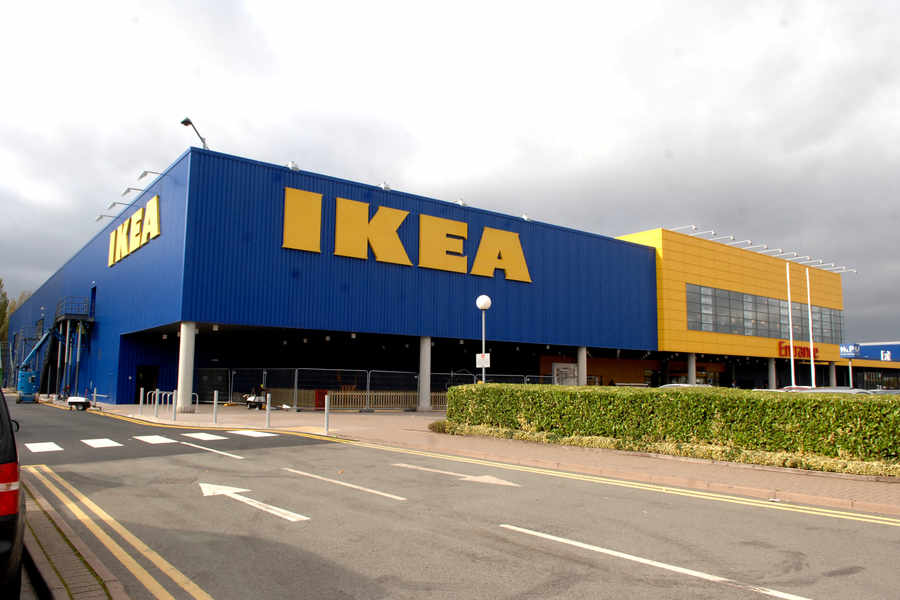 new ikea store to open in birmingham city centre black