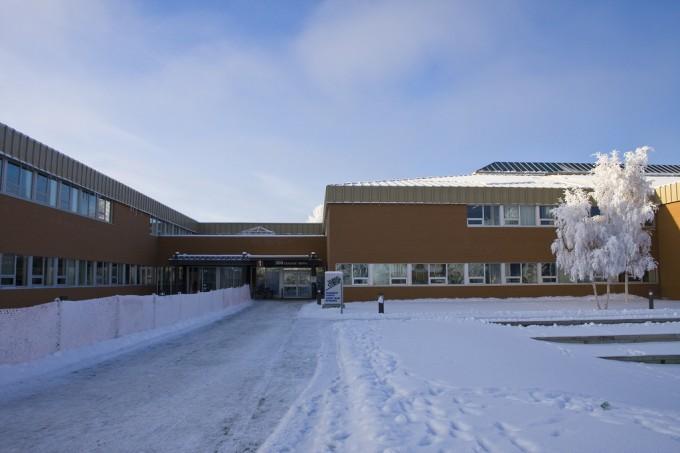 Yukon University on the way