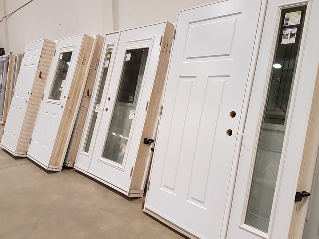 Yukon company opens door to more local jobs 96 1 the rush for Local windows and doors