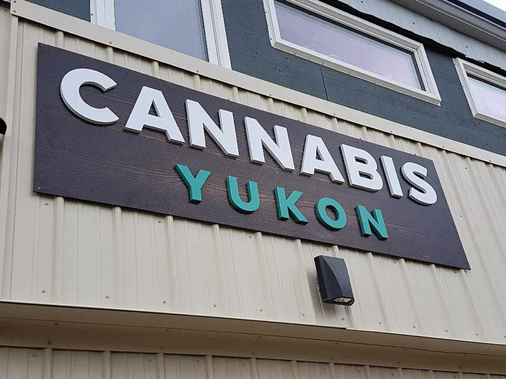 Cannabis Yukon numbers roll in