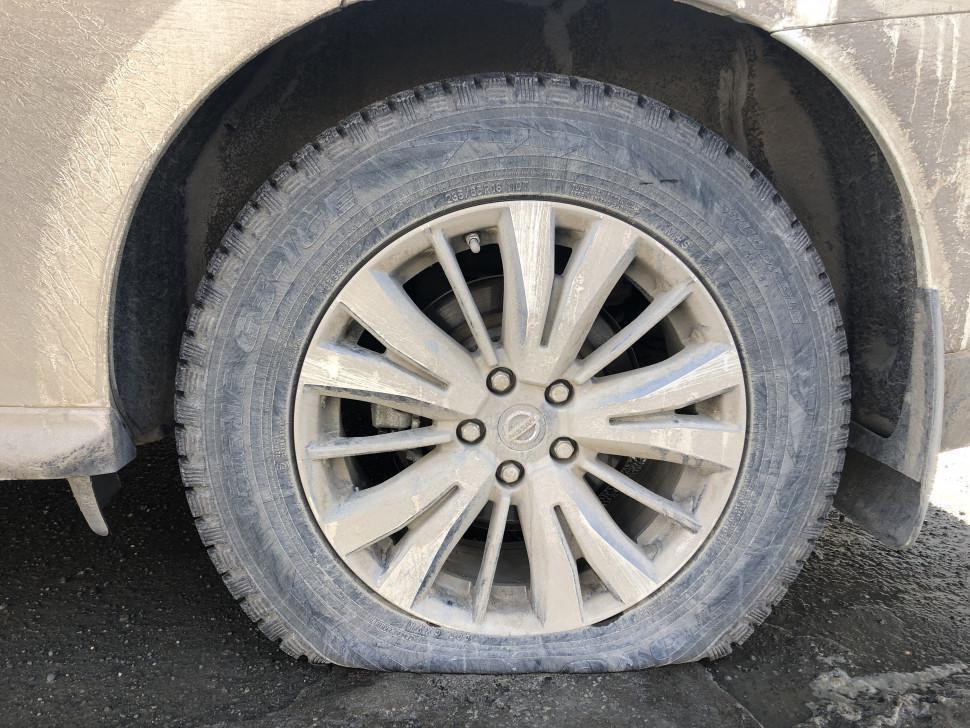 Vehicle tires slashed in Whitehorse