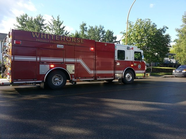 Whitehorse Fire Chief released