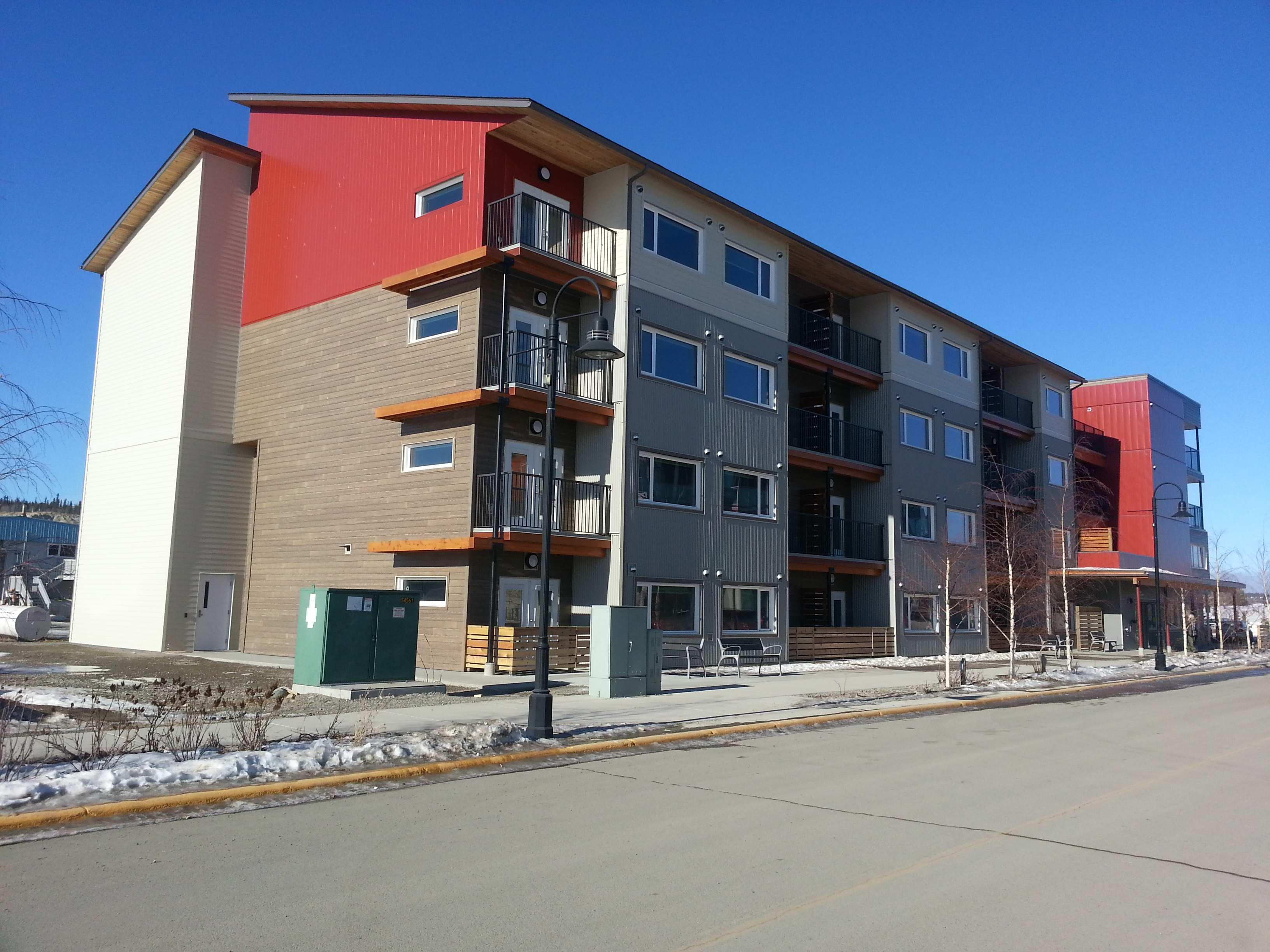 New Seniors Residence Open In Whitehorse 96 1 The Rush