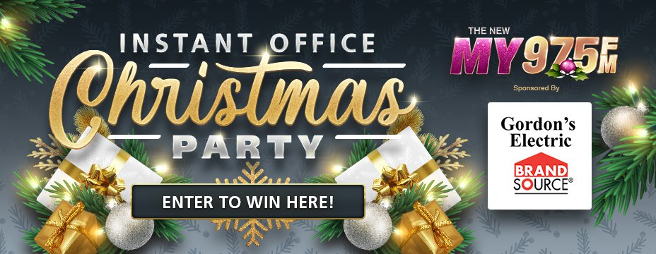 INSTANT OFFICE CHRISTMAS PARTY
