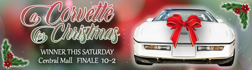 Corvette For Christmas Finale