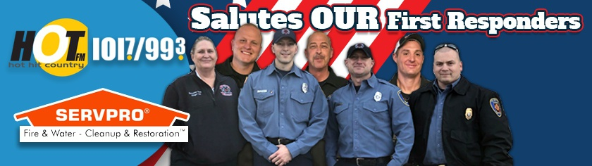 HOTFM Salutes Our First Responders