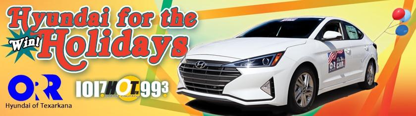 2020 Hyundai for the Holidays