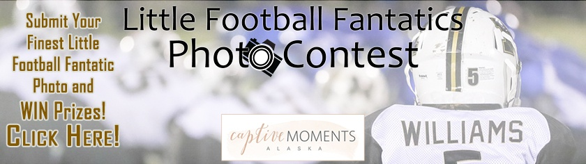 Little Fanatics Football Photo Contest