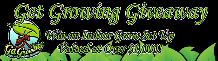 Get Growing Giveaway