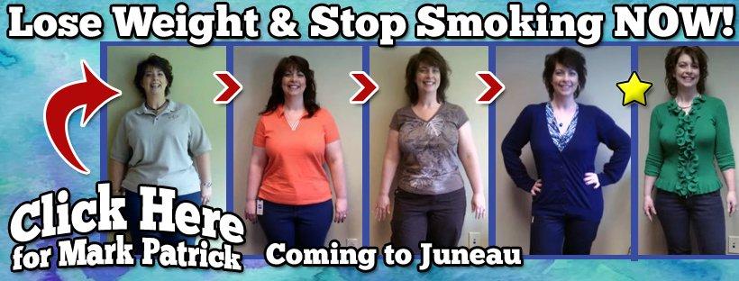 Mark Patrick Weight Loss & Stop Smoking Seminar - Juneau