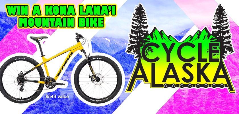 Cycle AK Kona Bke