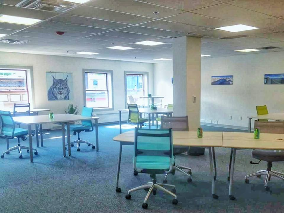 Juneau Coworking Space Provides Knowledge, Networking, And Community