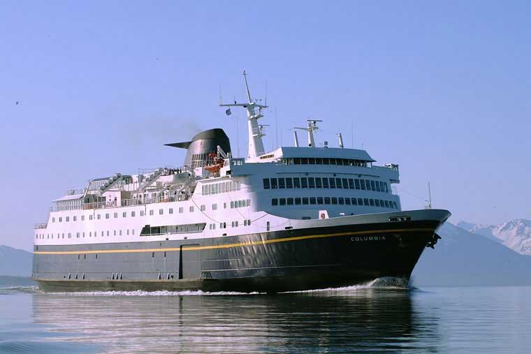 Alaska Marine Highway Schedule 2019 AMHS Releases 2019 Summer Sailing Schedule   KINY