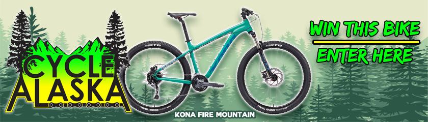 Cycle AK Bike Giveaway 2019