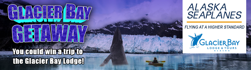 Glacier Bay Getaway!
