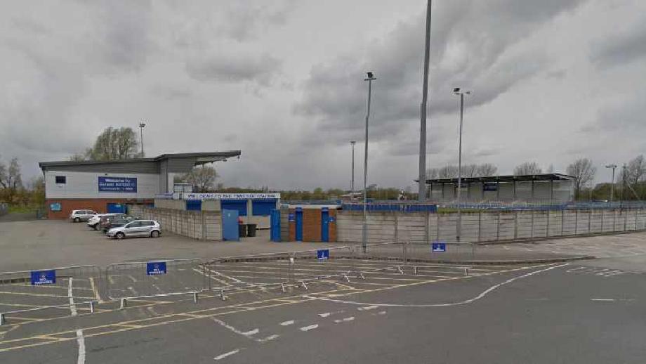 Tameside Stadium, Curzon Ashton, cropped