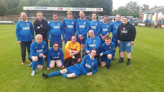 Stalybridge Celtic Disability Team