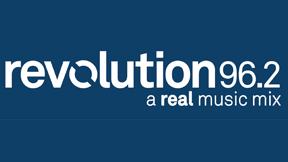Revolution 96.2 288x162 Logo