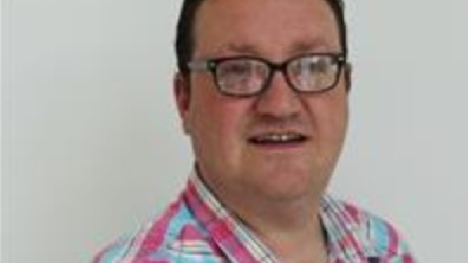 Councillor Andy Kelly, cropped