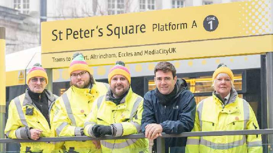 PR Metrolink 15, cropped