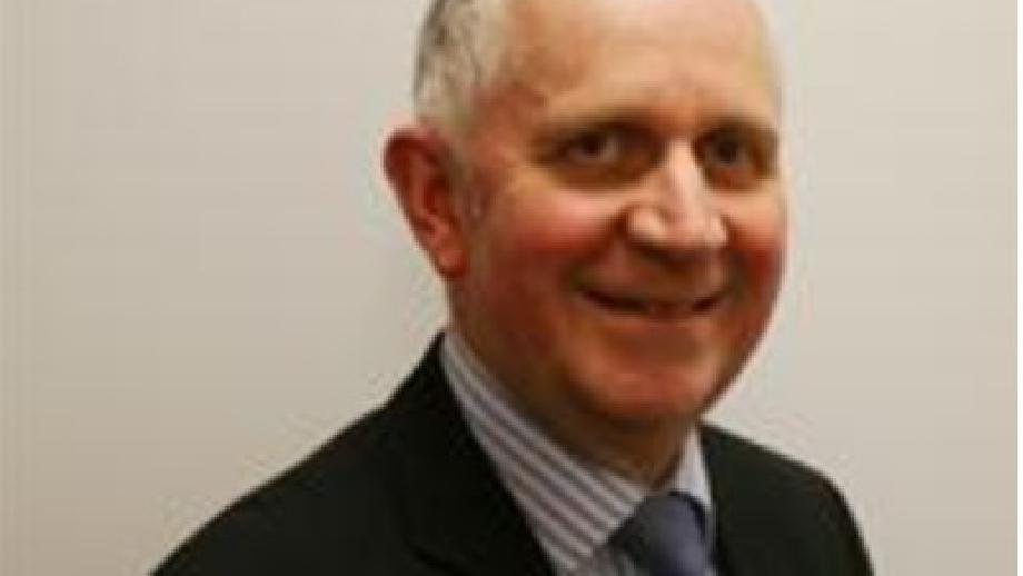 Councillor Ashley Dearnley, cropped