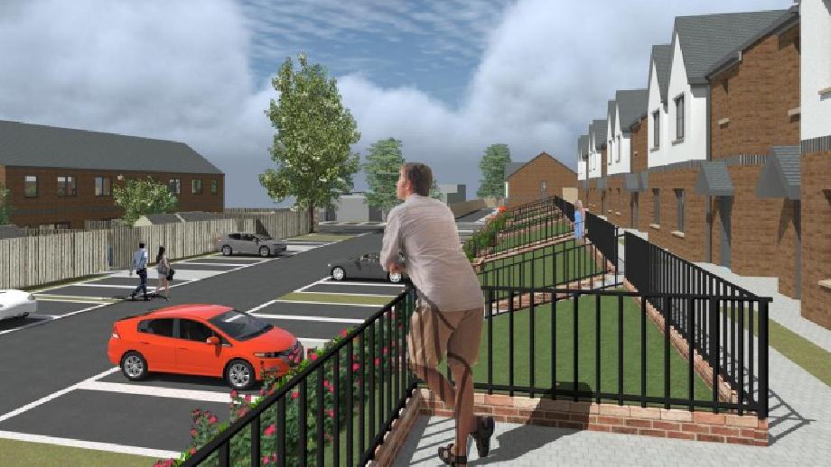 Stalybridge Development 1, cropped