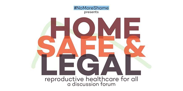 No More Shame Group will be hosting a discussion forum next
