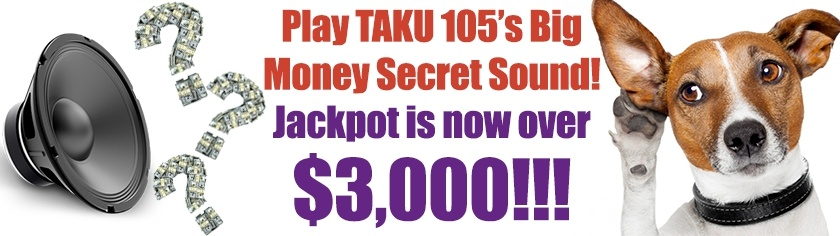 Secret Sound - Jackpot Over $2,000