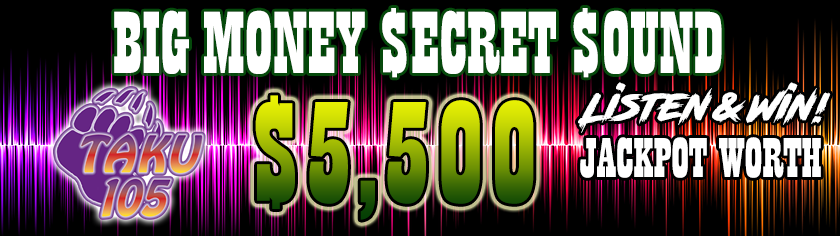 Secret Sound - Jackpot Over $______