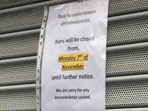 Ken's closure causes despair across Newry - Q Radio