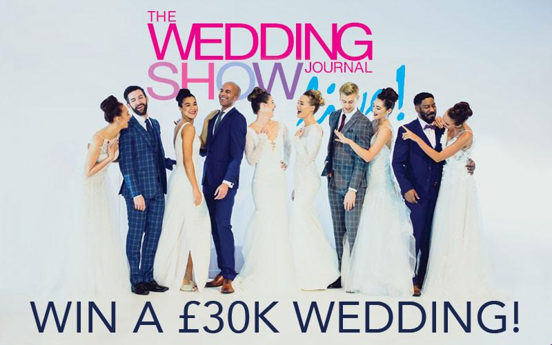 Win a 30k wedding at the wedding journal show in conjunction with q win a 30k wedding at the wedding journal show in conjunction with q radio belfast live junglespirit Choice Image