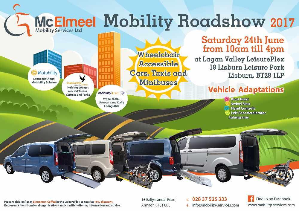 McElmeel Mobility Roadshow