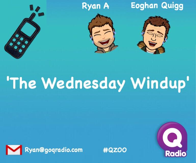 Q Zoo's Wednesday Wind-up