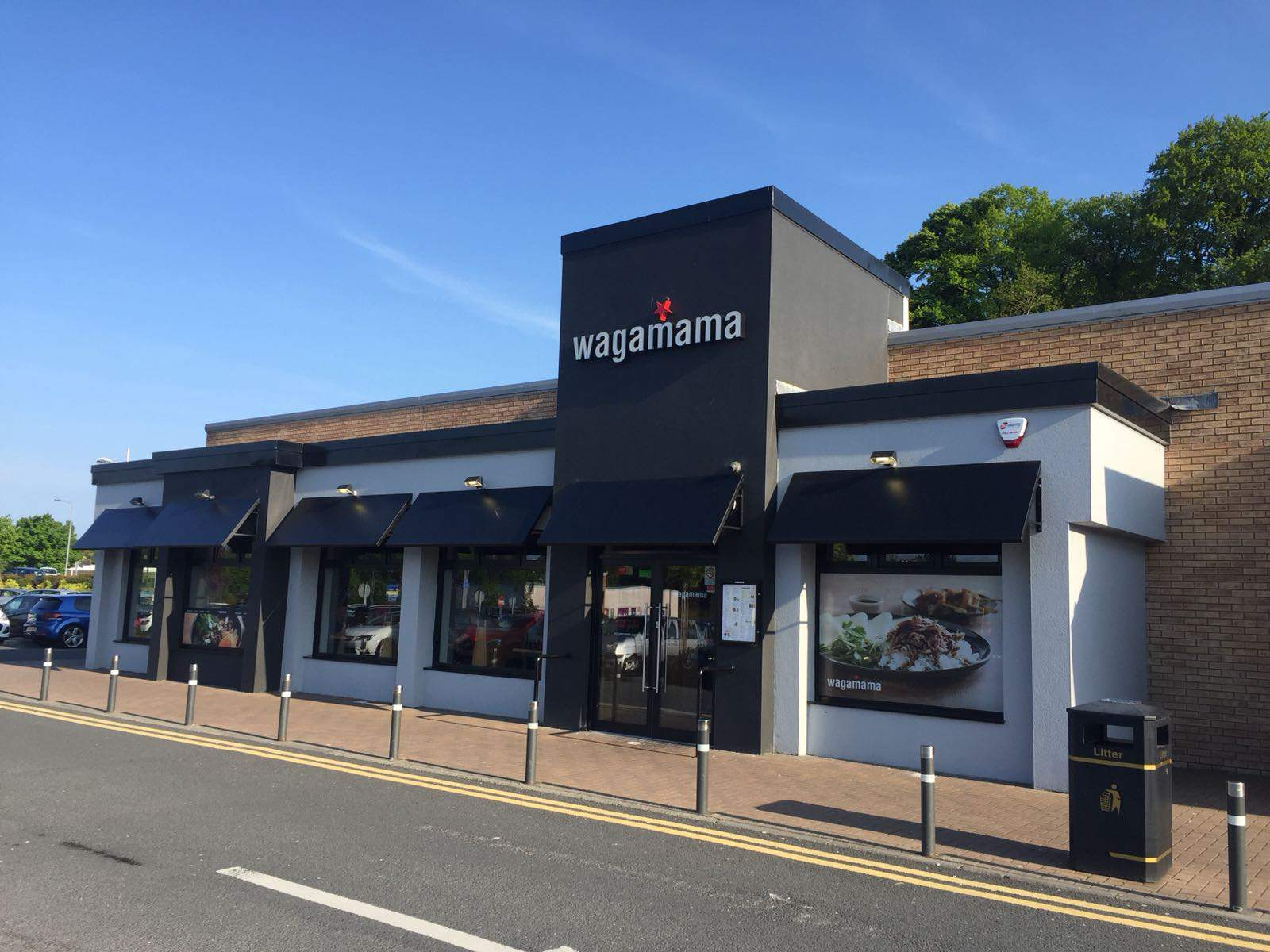 Wagamama Northern Ireland