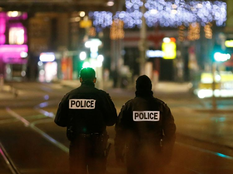 Northern Ireland's MEPs safe after Strasbourg shooting - Q Radio