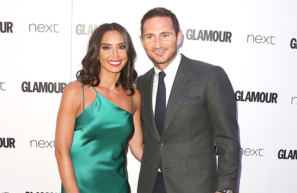 Christine Lampard Missing Parents Terribly After Birth Of Her Daughter Q Radio