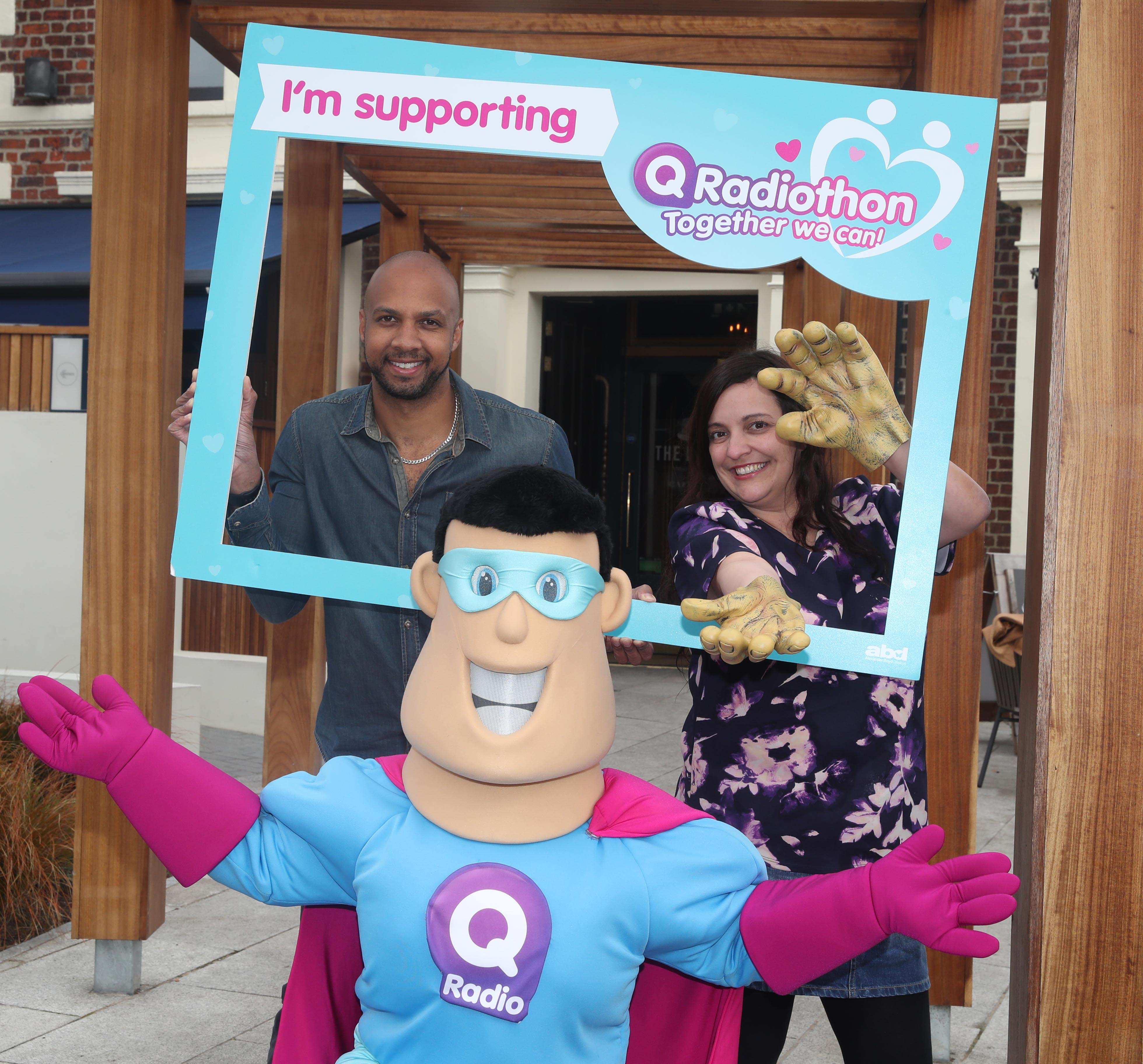 Q Radiothon 2019 has officially launched