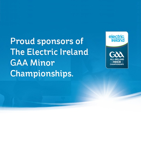 Electric Ireland GAA Minor Championships