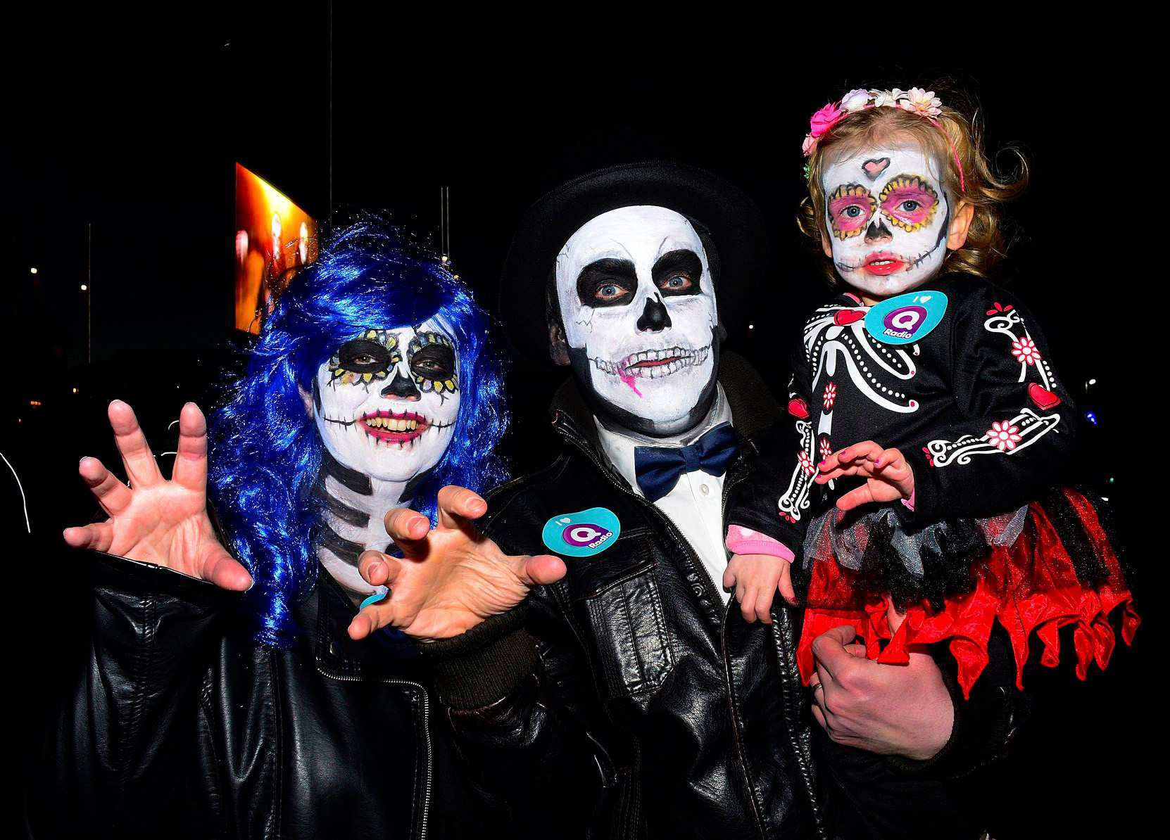 Q Radio is the media partner for Belfast Halloween Monster Mash