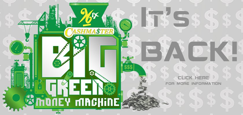 2019 Big Green Money Machine