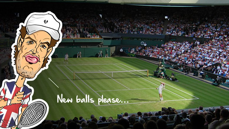 Go To Day One Of Wimbledon On Us
