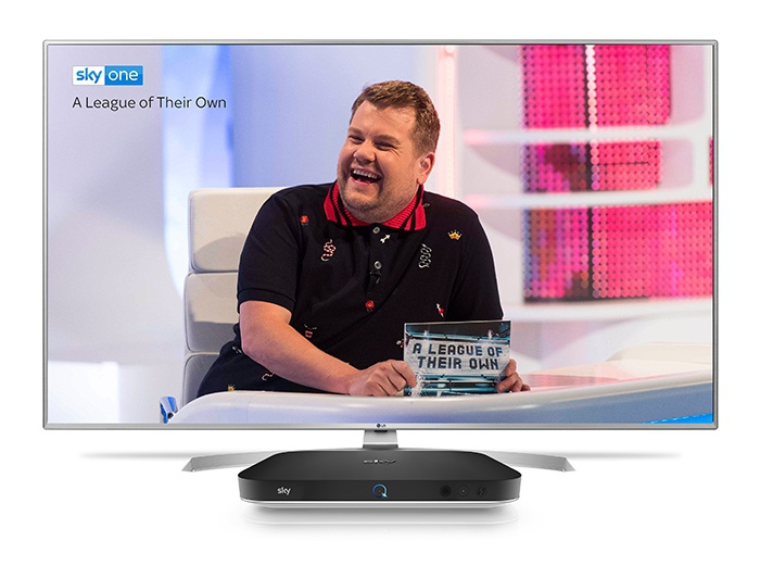 Win Sky Q Free For A Year