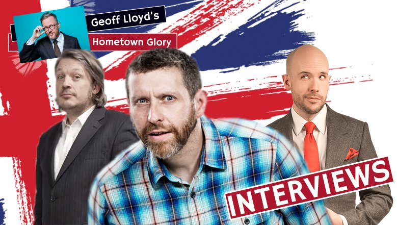 LISTEN: Richard Herring, Dave Gorman and Tom Allen!