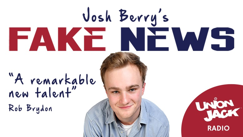 LISTEN: Sketches from Josh Berry (star of Dead Ringers, Michael McIntyre)