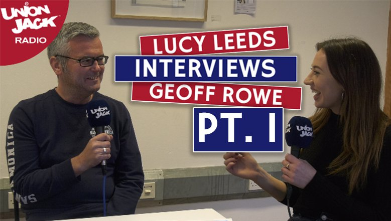 WATCH: Lucy Leeds chats with Leicester Comedy Festival's founder