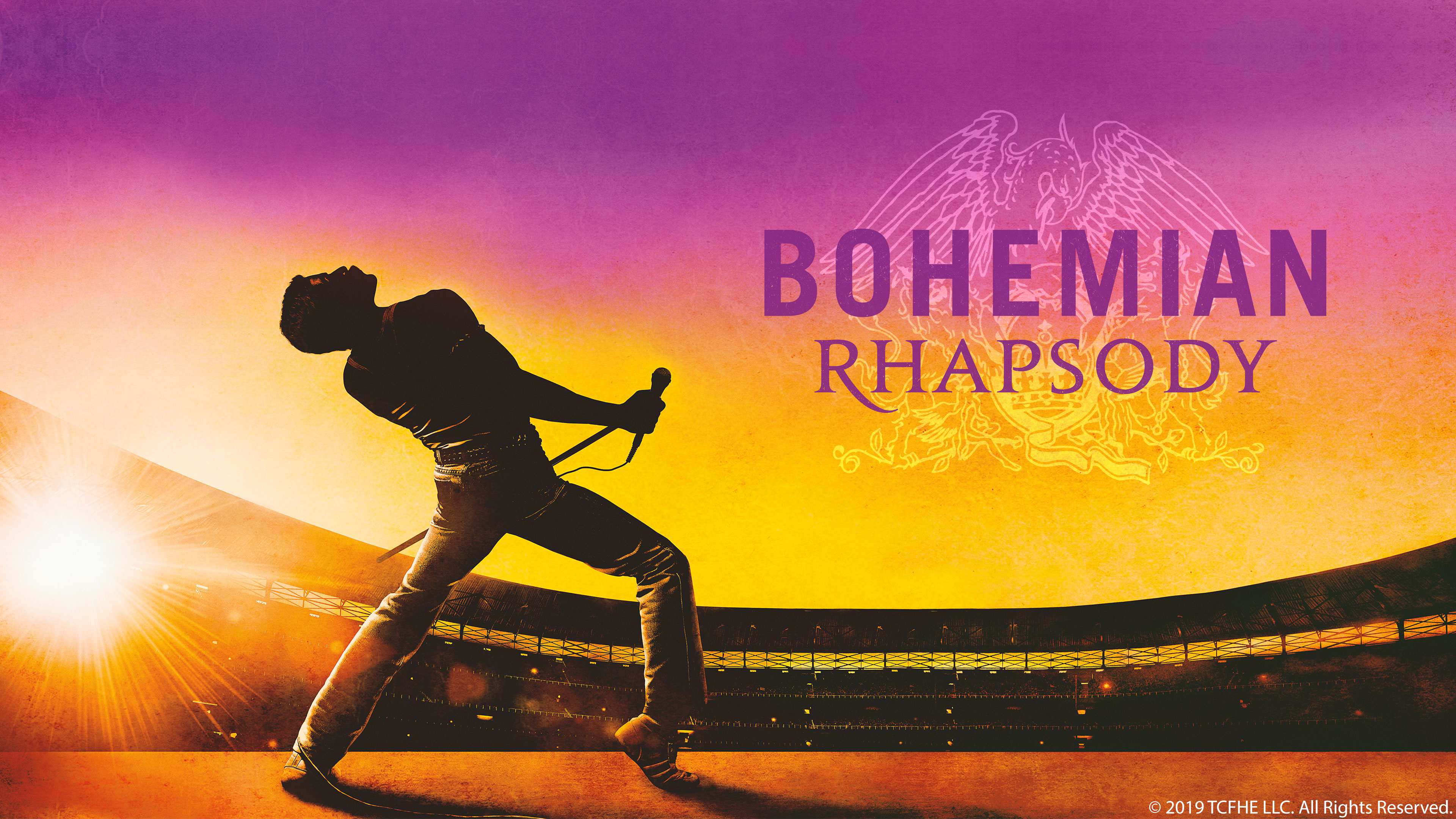 Bohemian Rhapsody Out Now On Blu Ray And Dvd Jackfm